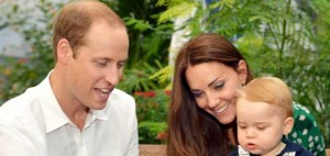 PANGERAN GEORGE: Banyak orang tua di Inggris kini menghindari memberi anak mereka nama yang sama dengan Pangeran George.(bbc)